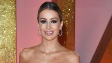 Love Island's Olivia Attwood has commented on her ex Chris Hughes's new relationship