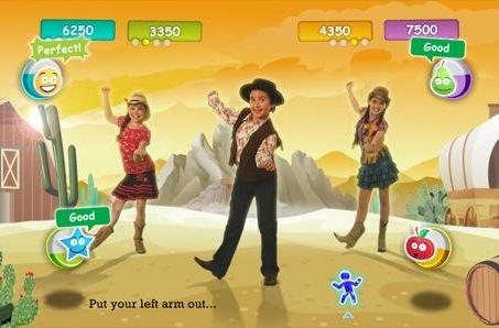 Just Dance Kids 2 shakes it all about this October