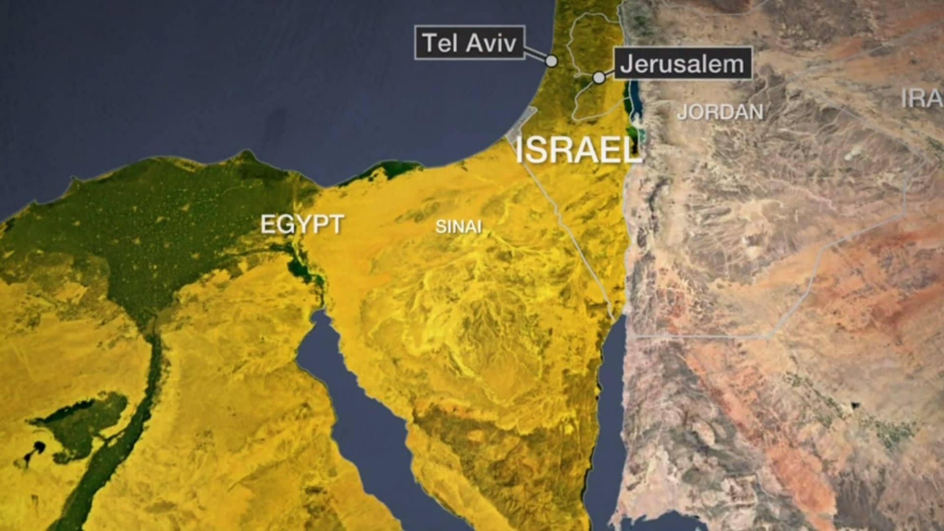 Mideast Conflict