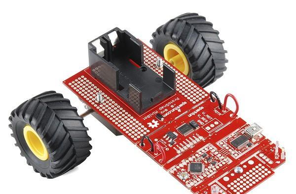 SparkFun launches ProtoSnap MiniBot for the budding roboticist (update: now available for order)