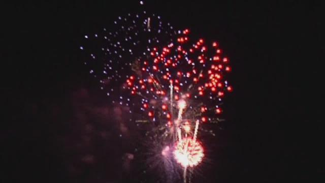 Fireworks back at Bakersfield College