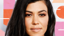 Kourtney Kardashian's Latest Airport Look Is H&M, But Reads Like Gucci