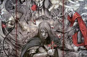 Warren Ellis planning on three Castlevania films