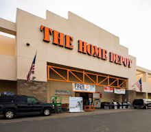 Home Depot beats 1Q earnings expectations, misses on same-store sales