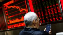 Global Markets: Positive German data tempers equity selloff, safe havens in demand