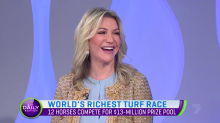 The Everest is the richest turf race in the world