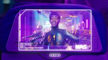 Watch Lil Nas X in New 'Blade Runner'-Inspired 'Panini' Video