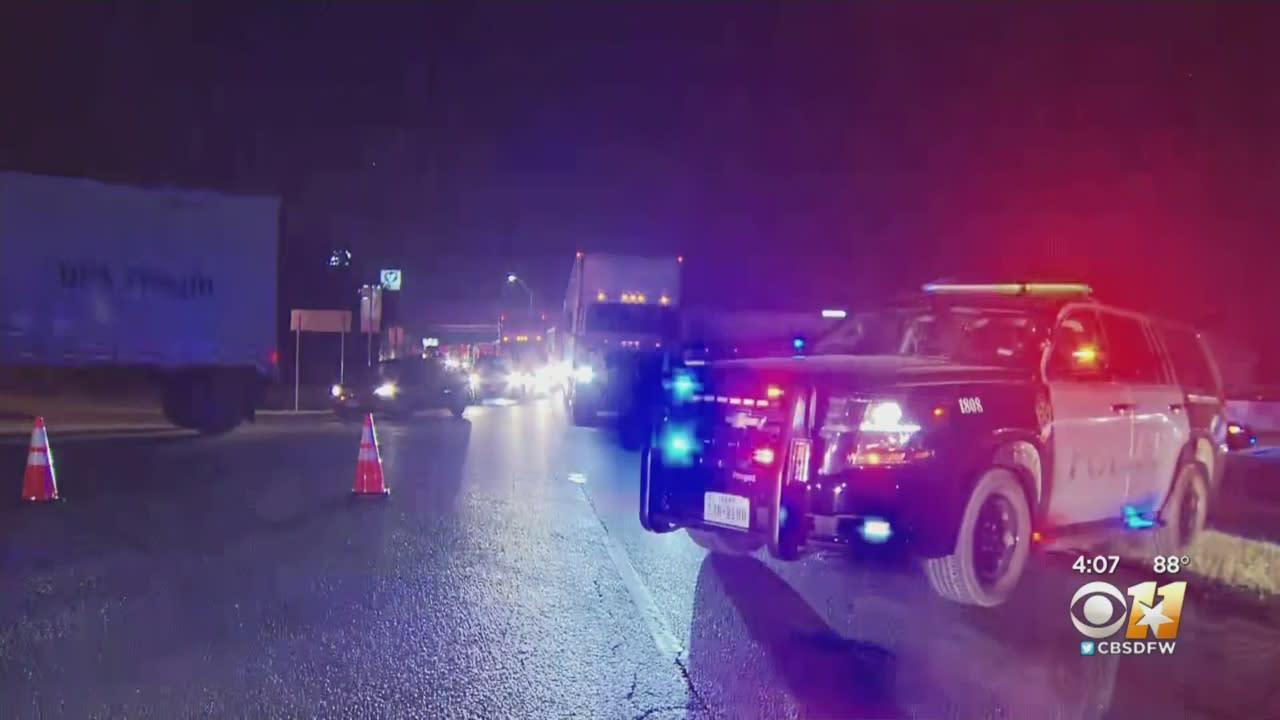 2 Men Dead After Red Oak Highway Accident
