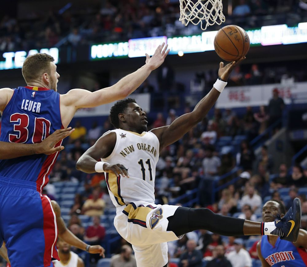 The Pelicans kind of have to bring Jrue Holiday back, even if it means overpaying. (AP)
