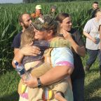 Missing 3-Year-Old Girl Found Sleeping in Field After 12-Hour Search — with Loyal Dog by Her Side