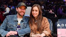 Lily Collins announces her engagement to Charlie McDowell