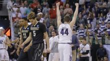 Vanderbilt's costly gaffe gives Northwestern its first NCAA tournament win