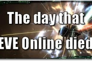 EVE Evolved: The day that EVE Online died