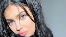 Kylie Jenner Just Chopped Off All Her Hair (Again!)