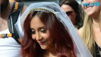 Snooki's Daughter Giovanna Gets Baptized