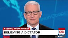 Cooper Scolds Trump: Lay Off The 'Twitter Machine' And Read Your Briefing Book