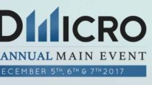 FISION to Present at the 10th Annual LD Micro Main Event on December 7, 2017