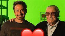 Robert Downey Jr., el actor que le debe todo su éxito a Stan Lee