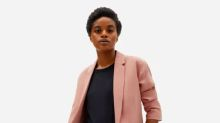 Everlane's new easy workwear pieces might just replace your loungewear