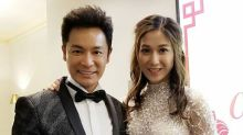 Linda Chung will not leave showbiz