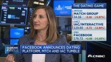 Surprising Facebook is so late to the online dating game,...