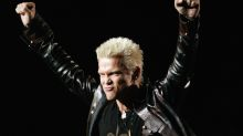 Why everyone's talking about Billy Idol's royal wedding tweet