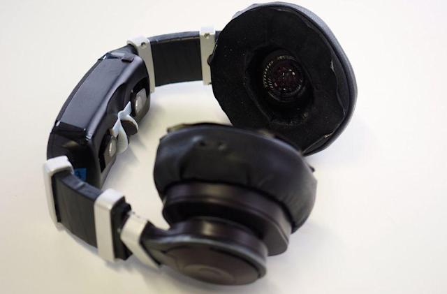 Avegant Glyph personal theater headset gets closer to market