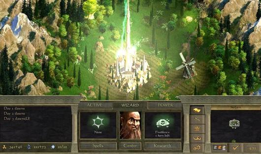 GOG gets magically strategic with the release of Age of Wonders 2
