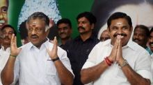 Tamil Nadu CM and Deputy CM share stage together amidst rift