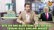 Business + Coffee: Albertsons-Rite Aid, Tribune-Sinclair, SEC and Musk, crypto crash