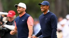 Tiger Woods' classy gesture for coachless Jason Day