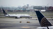 United to pay $2.4 million over 'Chairman's Flight': U.S. SEC