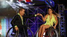Bailarines en silla de ruedas inspiran en el Mundial de Baile Latino en Colombia