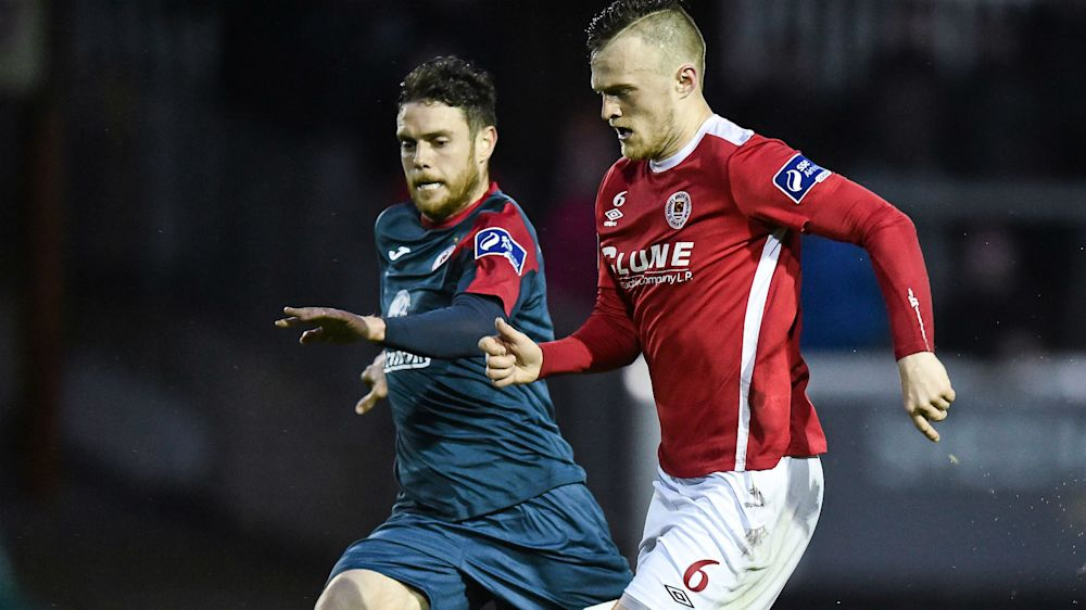 OFFICIAL: Galway United sign David Cawley