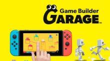 Game Builder Garage review – Nintendo lets you loose on its building blocks
