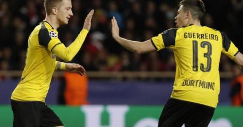 Foot - ALL - Dortmund arrache la victoire à Mönchengladbach grâce à Guerreiro