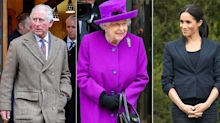 Eight times the Royal Family has sued the media