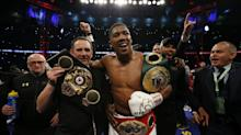 Anthony Joshua beats Wladimir Klitschko to become unified heavyweight world champion
