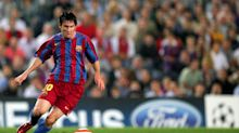 Lionel Messi: The early years