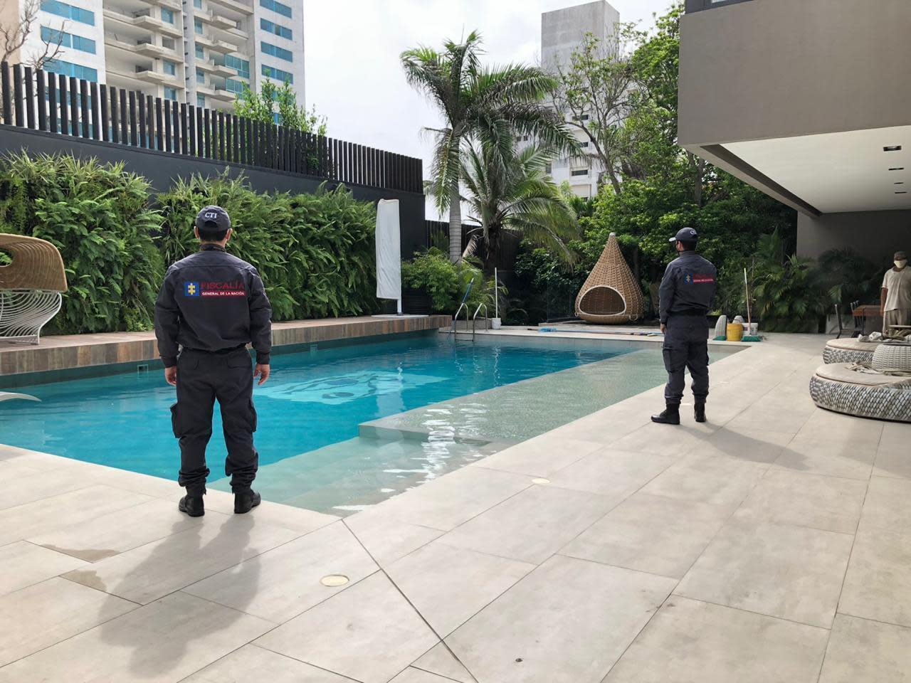 Colombia Businessman's Properties