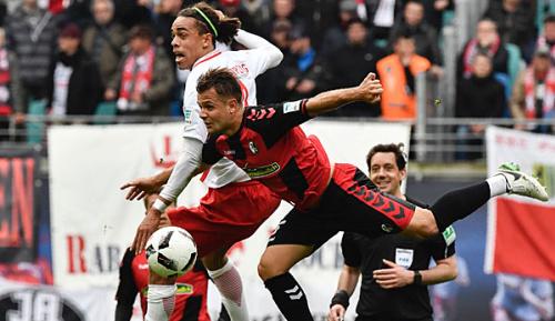 Bundesliga: Bullen nehmen Freiburg auf die Hörner