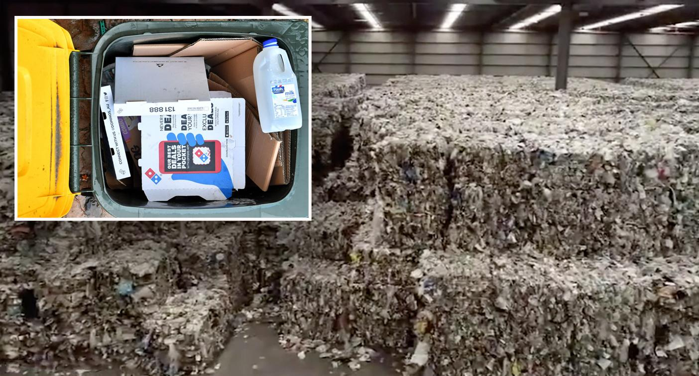 What Australia's recycling crisis actually means