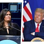 """Sanders tells Fox that Trump doesn't plan to exit: He doesn't expect """"any type of transfer of power"""""""
