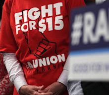House votes to raise minimum wage to $15 an hour