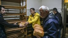 Free wartime daily bread for Stepanakert residents