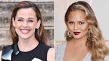 Jennifer Garner Says Her Nanny Likes 'Everything' Chrissy Teigen Posts with Her 'Gorgeous Kids'