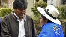 Bolivia's Morales facing fight as he seeks fourth term