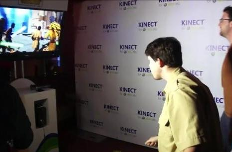 Kinect Star Wars hands-on: Engadget and Joystiq get in touch with the Force