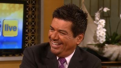 George Lopez: My New Dating Line Is 'What Blood Type Are You?'