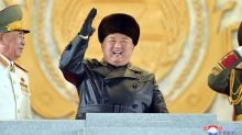 North Korea stages military parade after rare party congress: Yonhap